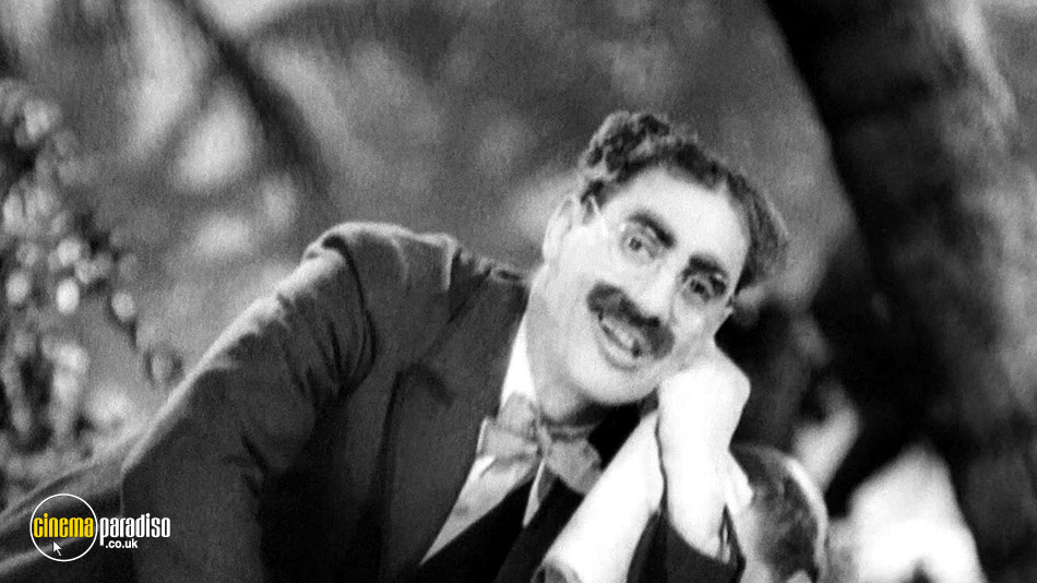The 4 Marx Brothers at Paramount: 1929-1933 (aka The Cocoanuts / Animal Crackers / Monkey Business / Horse Feathers / Duck Soup) online DVD rental