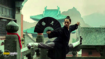 A still #19 from The Karate Kid with Zhenwei Wang