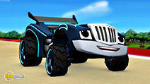 A still #8 from Blaze and the Monster Machines: Race Into Velocityville (2016)