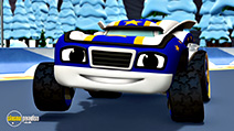 A still #1 from Blaze and the Monster Machines: Race Into Velocityville (2016)