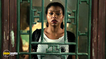 A still #26 from The Karate Kid with Taraji P. Henson