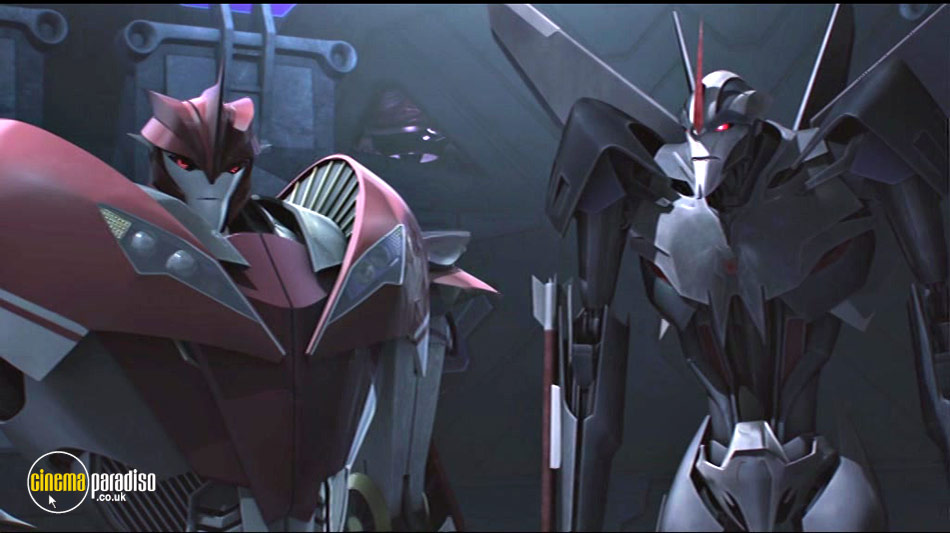 Transformers Prime: Series 3: Part 2 online DVD rental