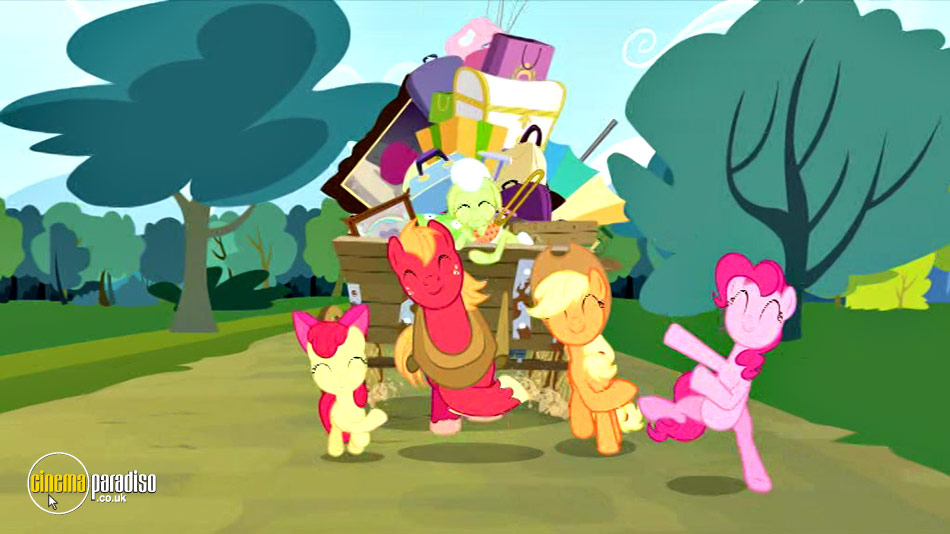 My Little Pony: Friendship Is Magic: Rarity Takes Manehattan online DVD rental