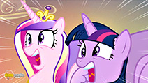 A still #2 from My Little Pony: Friendship Is Magic: Rarity Takes Manehattan (2016)