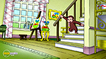 A still #53 from Curious George: Spooky Fun (2017)
