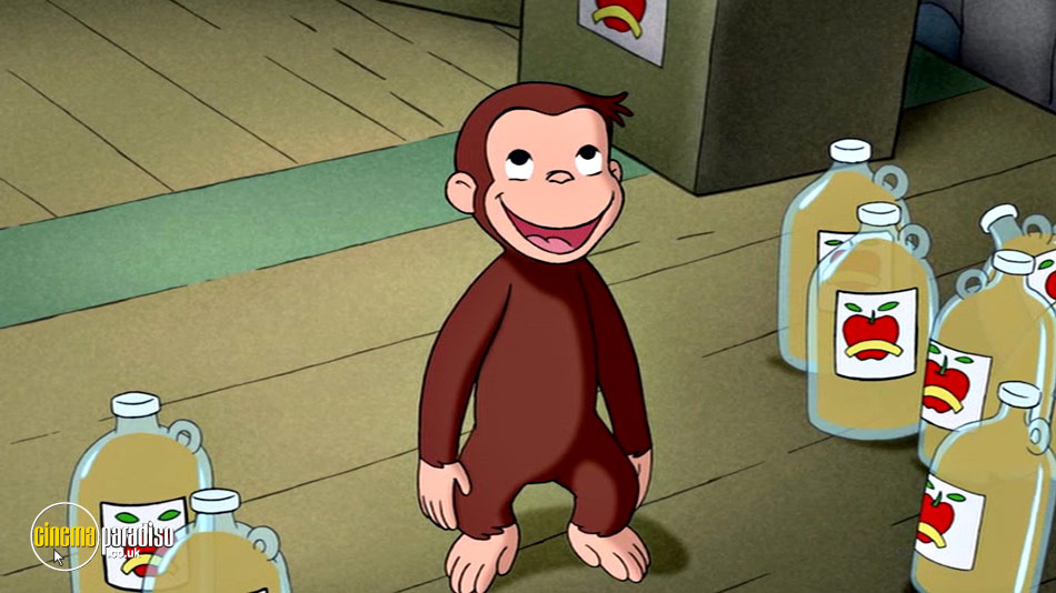 Curious George: Spooky Fun online DVD rental