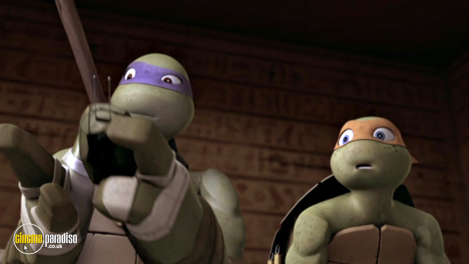 Teenage Mutant Ninja Turtles: Monsters and Mutants online DVD rental