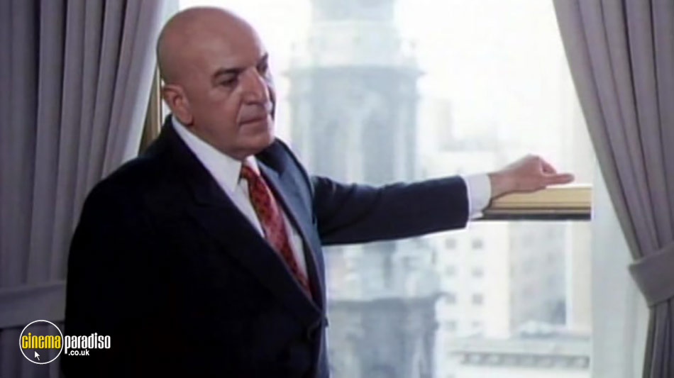 Kojak: The Price of Justice online DVD rental