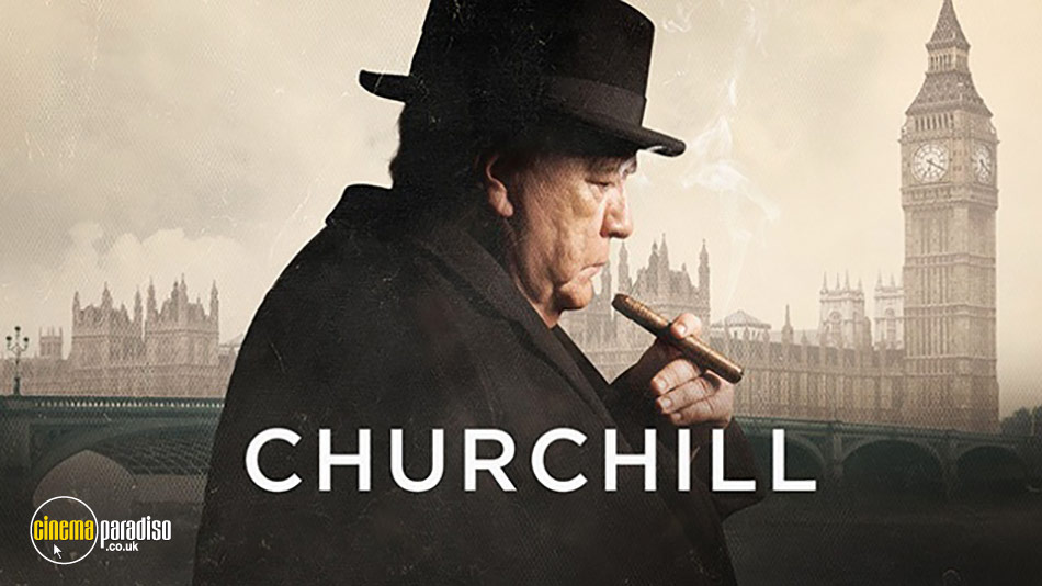 Churchill (aka Warlord) online DVD rental