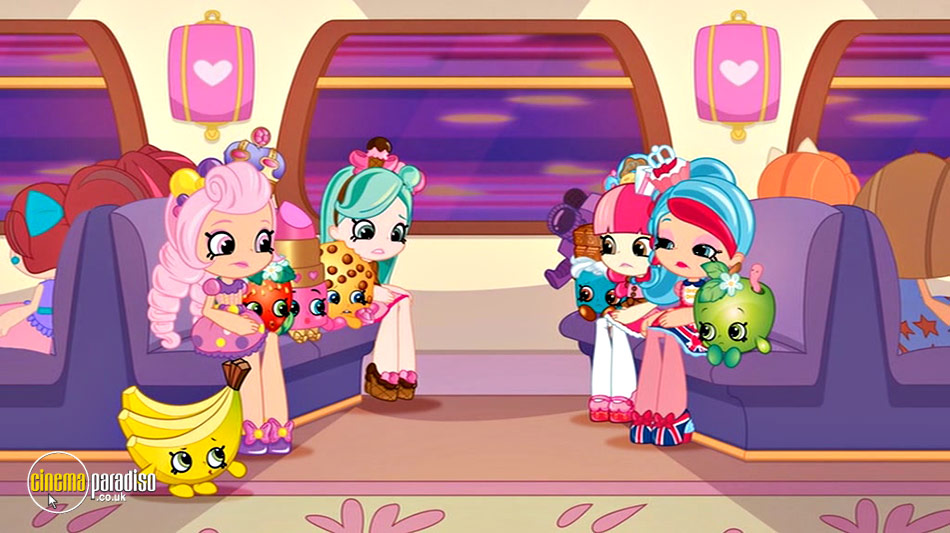 A Still 7 From Shopkins World Vacation 2017