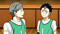 A still #9 from Haikyu!!: Series 1: Part 1 (2014)