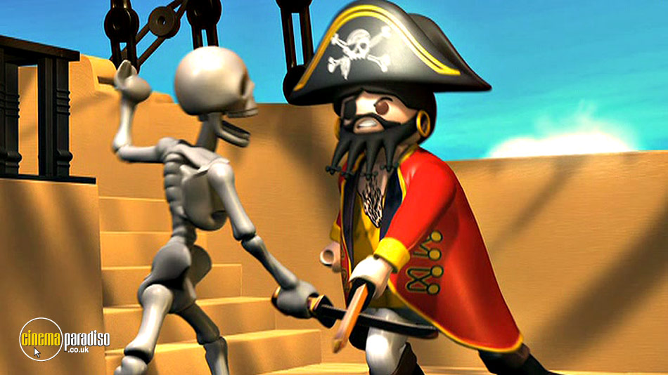Playmobil: Secret of Pirate Island online DVD rental