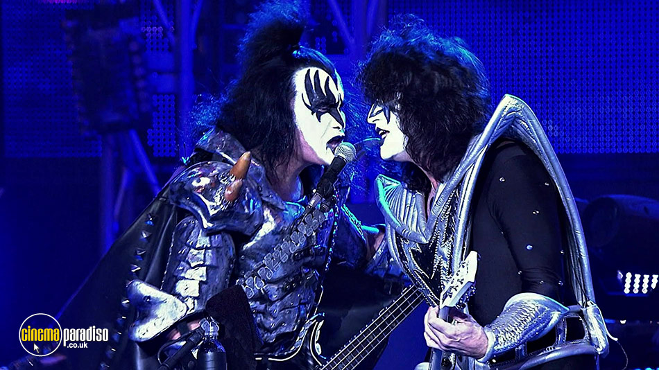 Kiss: Rocks Vegas: Nevada (aka Kiss: Rocks Vegas: Live at the Hard Rock Hotel) online DVD rental