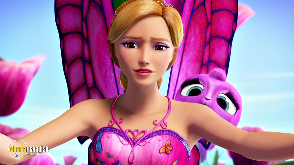 Barbie: Mariposa and the Fairy Princess online DVD rental