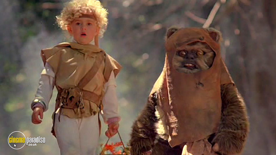 Ewok Adventures: Caravan of Courage / The Battle for Endor (aka Ewoks and the Marauders of Endor / Caravan of Courage: An Ewok Adventure) online DVD rental