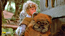 A still #58 from Ewok Adventures: Caravan of Courage / The Battle for Endor (1985)
