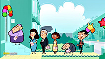 A still #46 from Mr Bean: The Animated Adventures: Birthday Bean (2009)