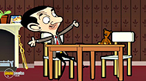 A still #43 from Mr Bean: The Animated Adventures: Birthday Bean (2009)
