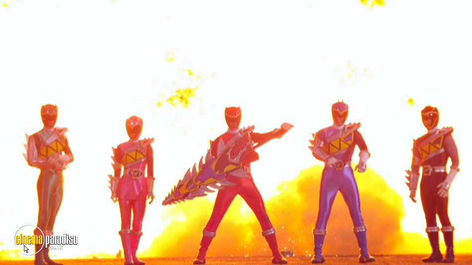 Power Rangers Dino Charge: Resurgence (aka Power Rangers Dino Charge: Vol.2) online DVD rental