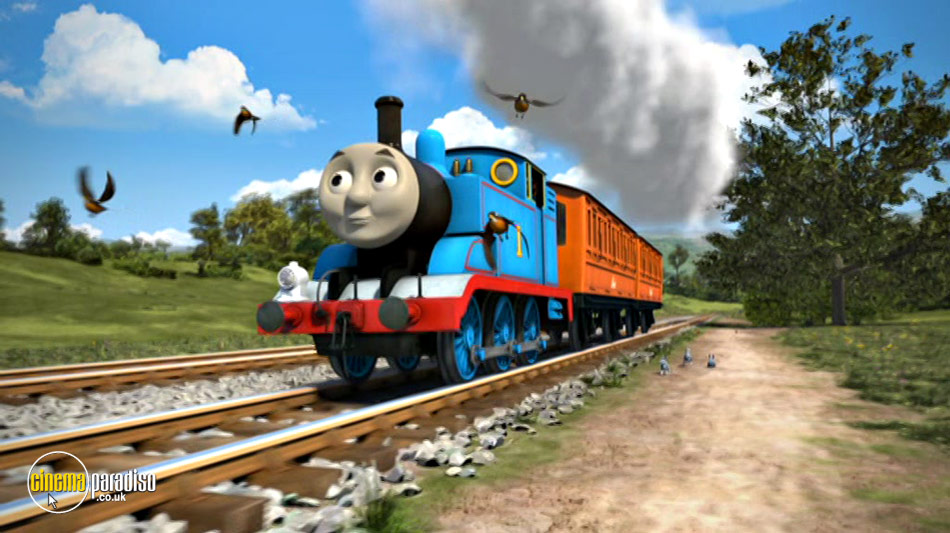 Thomas and Friends: Journey Beyond Sodor online DVD rental