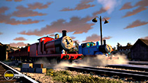 A still #48 from Thomas and Friends: Journey Beyond Sodor (2017)