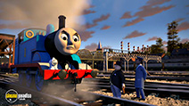 A still #47 from Thomas and Friends: Journey Beyond Sodor (2017)