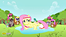 A still #9 from My Little Pony: Friendship Is Magic: A Canterlot Wedding (2012)