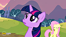 A still #4 from My Little Pony: Friendship Is Magic: A Canterlot Wedding (2012)