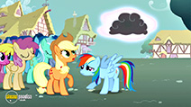 A still #39 from My Little Pony: Friendship Is Magic: Spooktacular Pony Tales (2015)