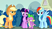 A still #38 from My Little Pony: Friendship Is Magic: Spooktacular Pony Tales (2015)