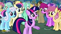A still #36 from My Little Pony: Friendship Is Magic: Spooktacular Pony Tales (2015)
