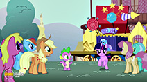 A still #35 from My Little Pony: Friendship Is Magic: Spooktacular Pony Tales (2015)