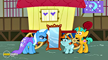 A still #32 from My Little Pony: Friendship Is Magic: Spooktacular Pony Tales (2015)