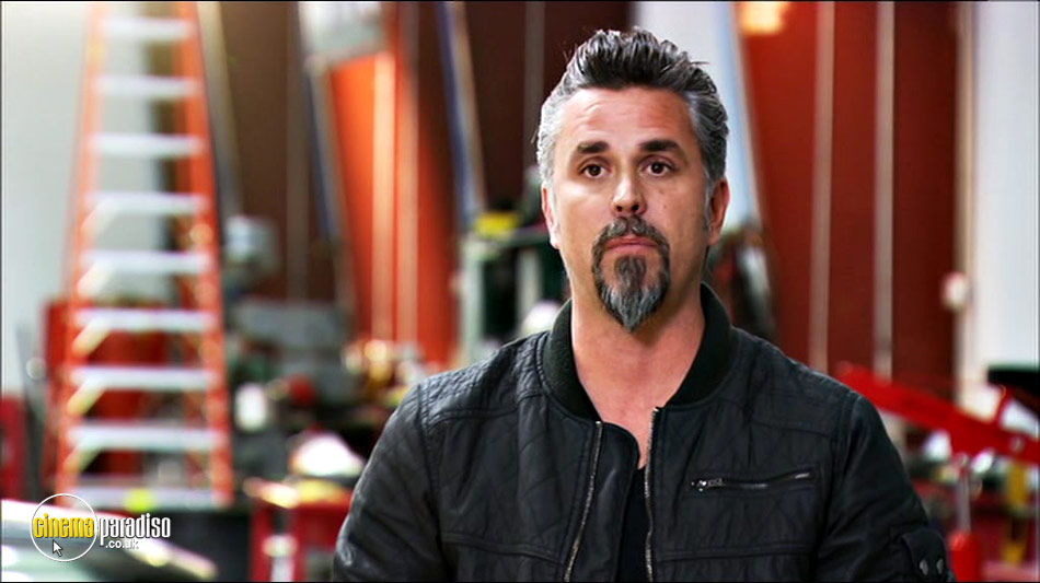 Fast N' Loud: Beards, Builds and Beers online DVD rental