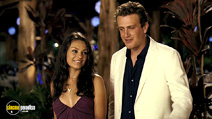 A still #23 from Forgetting Sarah Marshall with Jason Segel and Mila Kunis