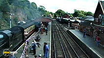 A still #34 from The Steam Gallery: The Severn Valley Railway (2005)