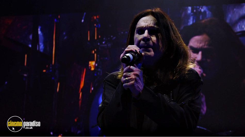 Black Sabbath: The End (aka Black Sabbath: The End of the End 2017) online DVD rental