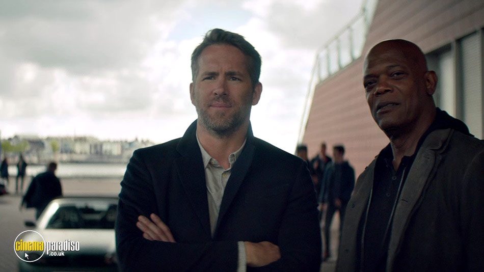 The Hitman's Bodyguard online DVD rental
