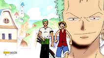 A still #46 from One Piece: Series 8 (2006)