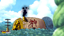 A still #44 from One Piece: Series 8 (2006)