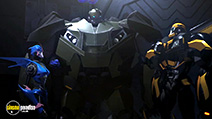 A still #33 from Transformers Prime Beast Hunters: Predacons Rising (2013)