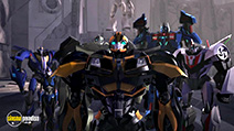 A still #31 from Transformers Prime Beast Hunters: Predacons Rising (2013)