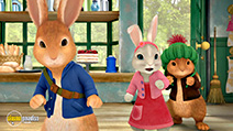 A still #38 from Peter Rabbit: The Tale of Peter's Great Escape (2015)