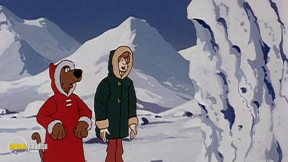 Scooby-Doo!: The Winter Wonderdog online DVD rental