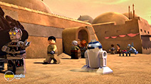 A still #19 from Lego Star Wars: Droid Tales: Vol.1 (2015)