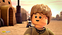 A still #20 from Lego Star Wars: Droid Tales: Vol.1 (2015)