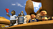 A still #21 from Lego Star Wars: Droid Tales: Vol.1 (2015)