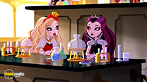 A still #34 from Ever After High: Way Too Wonderland (2015)
