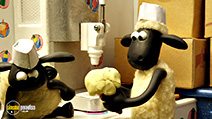 A still #58 from Shaun the Sheep: Christmas Bleatings (2014)