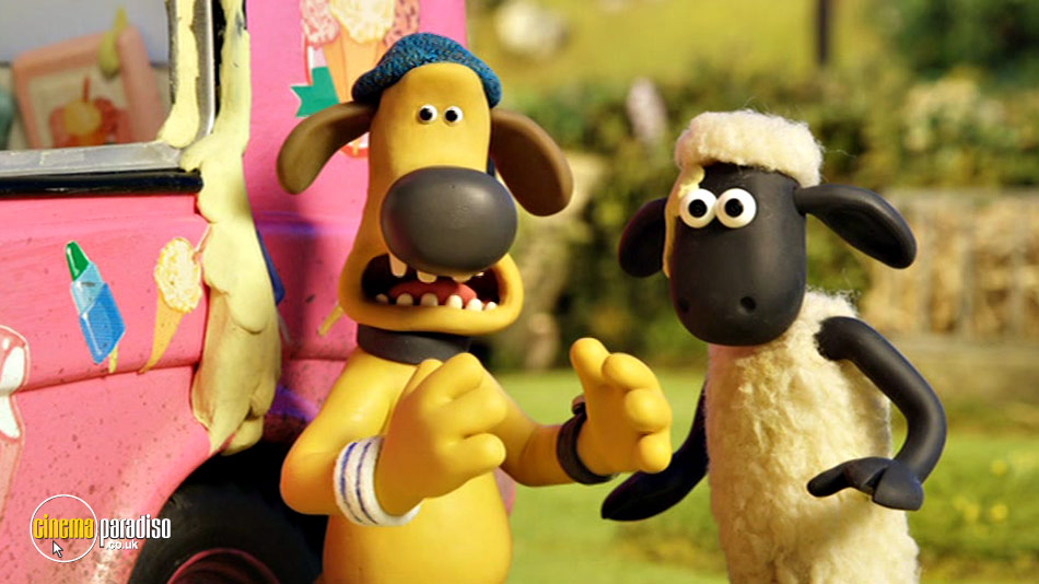 Shaun the Sheep: Christmas Bleatings online DVD rental